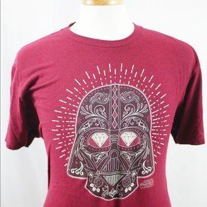 Men's Star Wars Fifth Sun Darth Vader T-Shirt